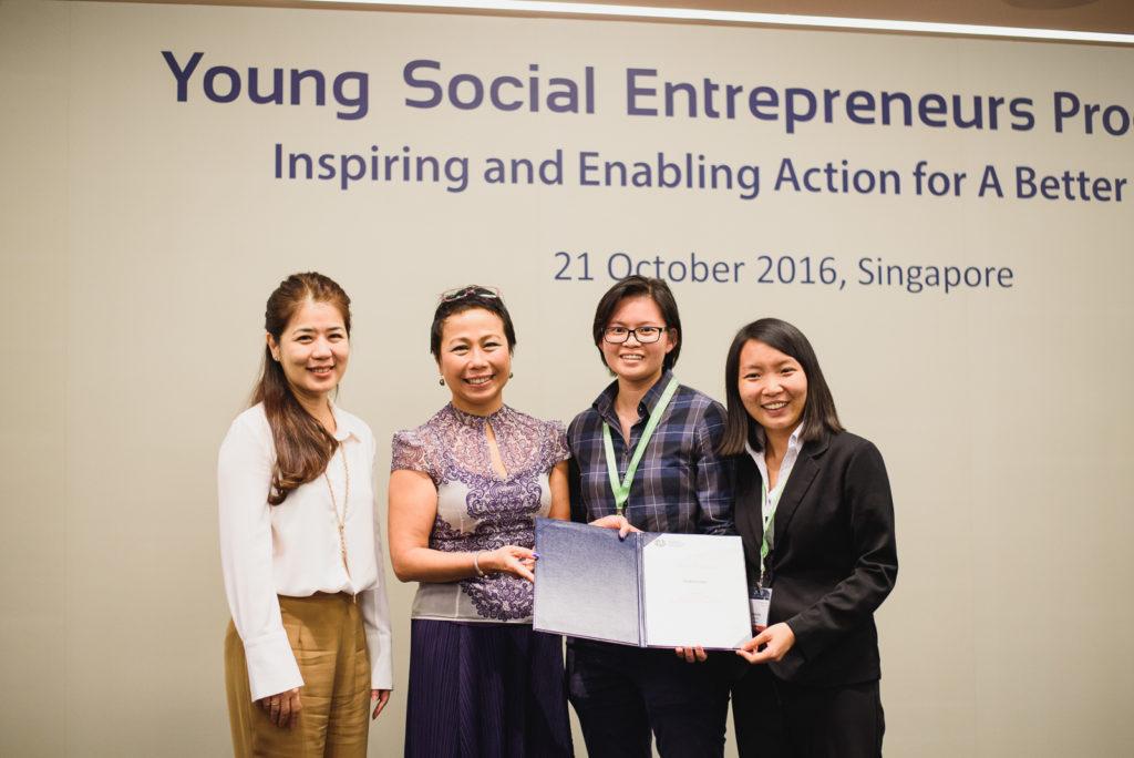 Sil. Startup – Winner: SGD $20,000 (Singapore)
