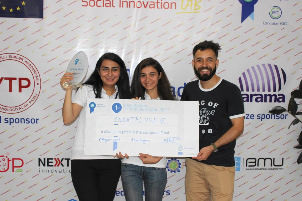 National Final: ClimateLaunchpad Azerbaijan