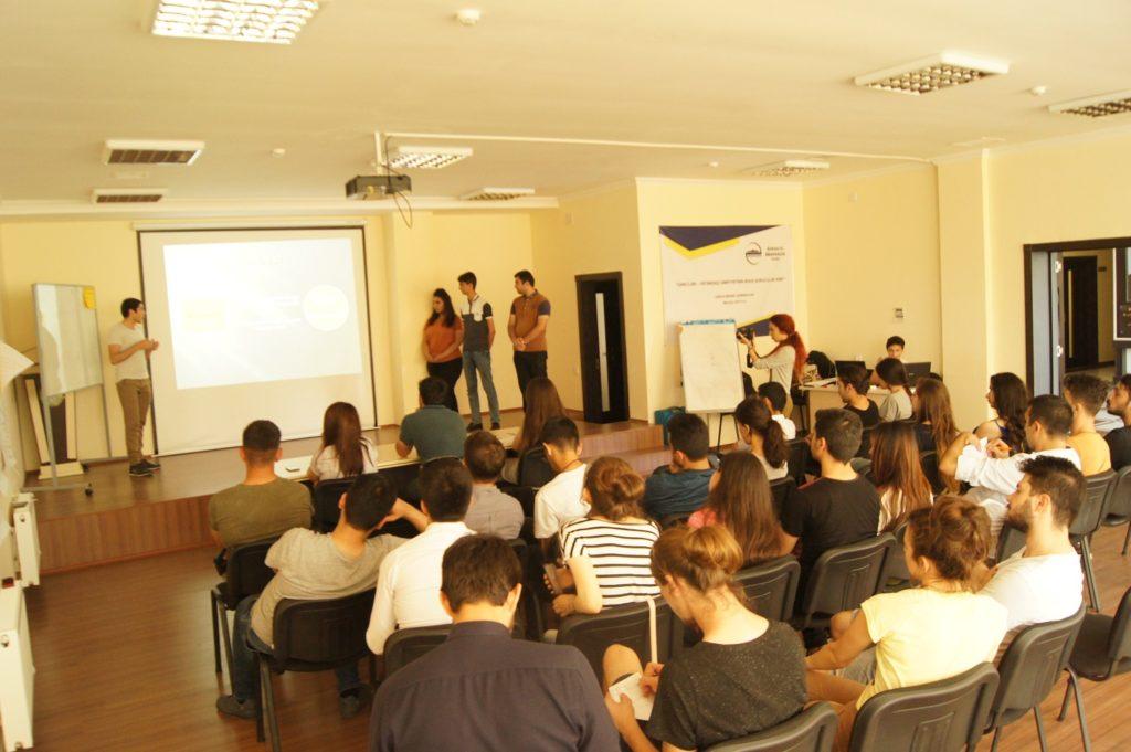 Bootcamp 4 – Theme: Social Enterprise (Ganja)