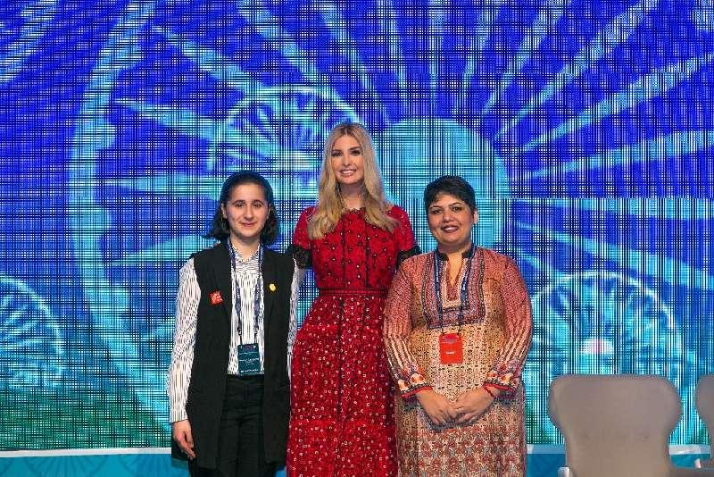 Sil. Startup – Rainergy & Ivanka Trump