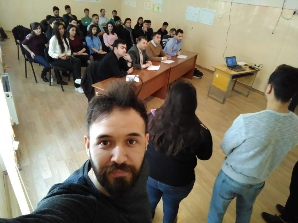 Bootcamp 8 – Theme: Impact Technologies (Ganja)