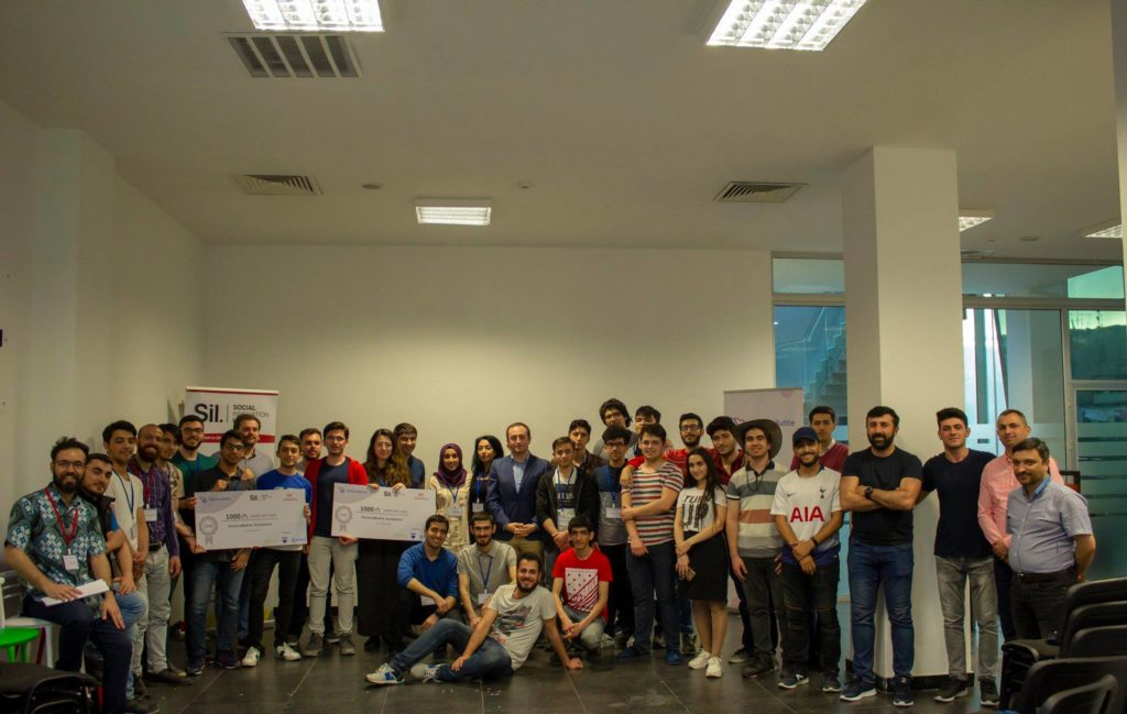 Sil. held first ever VentureBattle hackathon